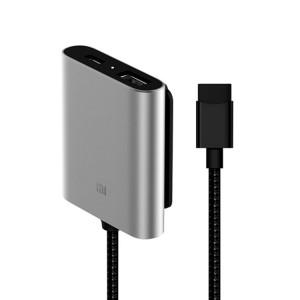 Удлинитель с дополнительными разъемами для Xiaomi Car Charger 2 QC 3.0
