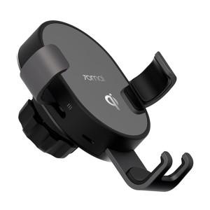 Держатель с функцией беcпроводной зарядки 70mai Wireless Car Charger Mount (Midrive PB01)