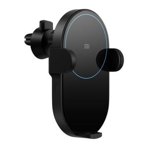 Держатель с функцией беcпроводной зарядки Xiaomi Wireless Car Charger 20 Вт (WCJ02ZM)