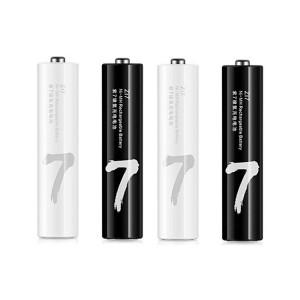 Аккумуляторные батарейки Xiaomi ZI7 Ni-MH Rechargeable Battery (HR03-AAA) (4 шт.)