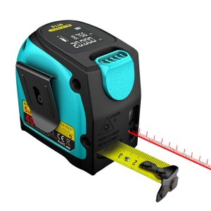Лазерная рулетка Xiaomi Mileseey Laser Distance Measuring Tape DT10