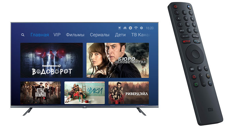 "Телевизор Xiaomi Mi TV 4S 55"" EURO Global Version (L55M5-5ASP)"